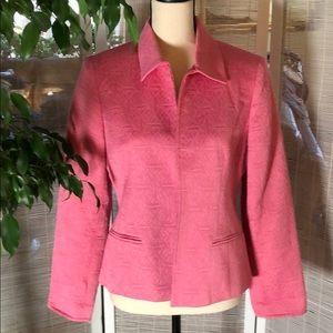 NortonMcNaughton Pink Blazer